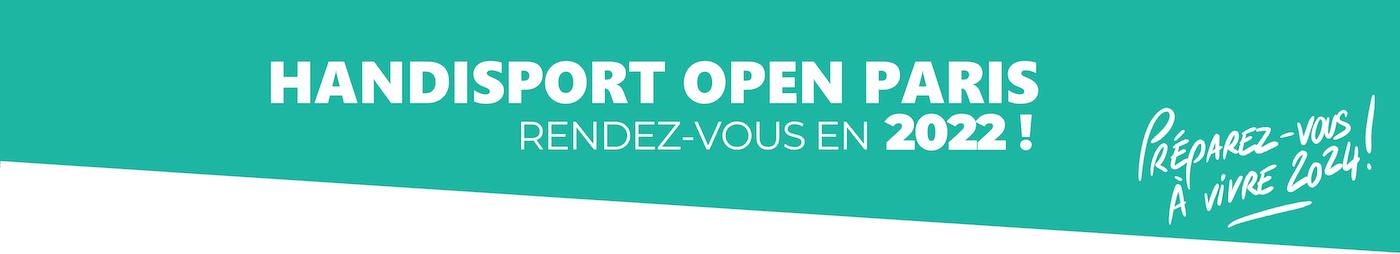 Handisport Open Paris